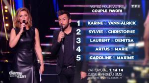 Sandrine Quétier dans Danse avec les Stars - 05/11/16 - 43
