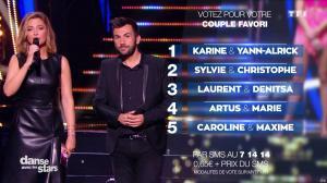 Sandrine Quétier dans Danse avec les Stars - 05/11/16 - 44