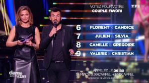 Sandrine Quétier dans Danse avec les Stars - 05/11/16 - 45