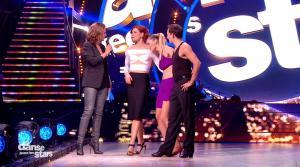 Sandrine Quétier dans Danse avec les Stars - 10/11/16 - 04