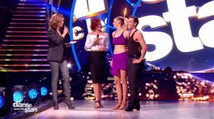 Sandrine Quétier dans Danse avec les Stars - 10/11/16 - 05