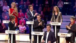 Sandrine Quétier et Elodie Gossuin dans le Grand Concours - 16/01/16 - 01