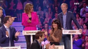 Sandrine Quétier et Estelle Denis dans le Grand Concours - 30/05/15 - 04