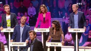 Sandrine Quétier et Estelle Denis dans le Grand Concours - 30/05/15 - 06