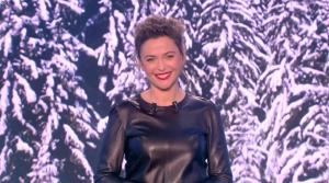 Sandrine Quétier lors du Tirage du Loto - 01/02/17 - 01