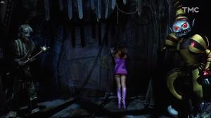 Sarah Michelle Gellar dans Scooby Doo - 18/12/16 - 01