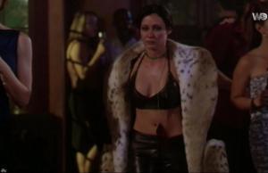 Shannen Doherty dans Charmed - 19/09/16 - 02