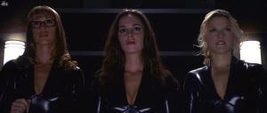 Shannon Elizabeth, Eliza Dushku et Ali Larter dans Jay et Silent Bob - 21/08/16 - 07