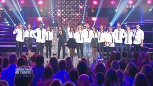 Shy m, Chimène Badi, Tal, Alizée et Natasha Saint Pier dans Samedi Soir On Chante Goldman - 19/01/13 - 0002