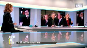 Sonia Mabrouk dans On Va Plus Loin - 06/12/16 - 06