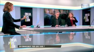 Sonia Mabrouk dans On Va Plus Loin - 06/12/16 - 08