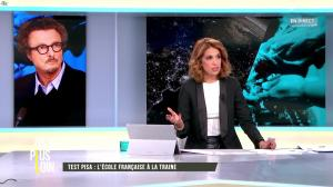 Sonia Mabrouk dans On Va Plus Loin - 06/12/16 - 14