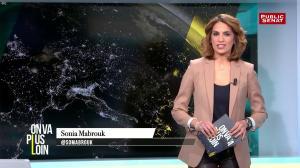 Sonia Mabrouk dans On Va Plus Loin - 11/01/17 - 02