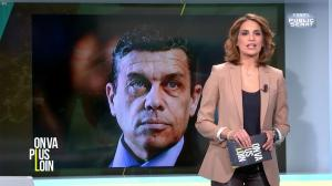 Sonia Mabrouk dans On Va Plus Loin - 11/01/17 - 03