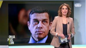 Sonia Mabrouk dans On Va Plus Loin - 11/01/17 - 04