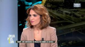 Sonia Mabrouk dans On Va Plus Loin - 11/01/17 - 06