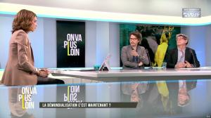Sonia Mabrouk dans On Va Plus Loin - 11/01/17 - 09