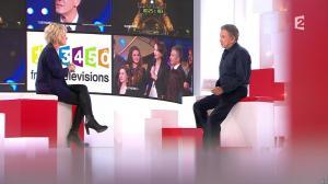Sophie Davant dans Vivement la Télé - 27/11/16 - 02