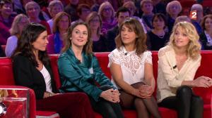 Stéphanie Crayencour dans Vivement Dimanche - 25/12/16 - 02