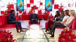 Stéphanie Crayencour dans Vivement Dimanche - 25/12/16 - 03