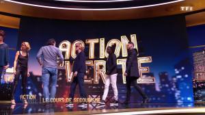 Sylvie Tellier dans Action ou Verite - 18/11/16 - 03