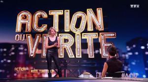 Sylvie Tellier dans Action ou Verite - 18/11/16 - 05