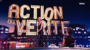 Sylvie Tellier dans Action ou Verite - 18/11/16 - 06