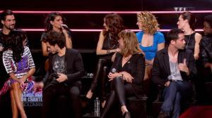 Tal, Lorie, Sofia Essaidi, Jenifer Bartoli et Natasha Saint Pier dans Samedi Soir On Chante Goldman - 19/01/13 - 0008