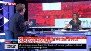 Audrey Pulvar dans Dimanche Politique - 09/04/17 - 01