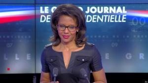 Audrey Pulvar dans Dimanche Politique - 09/04/17 - 02