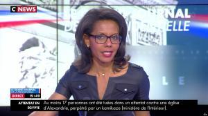 Audrey Pulvar dans Dimanche Politique - 09/04/17 - 04