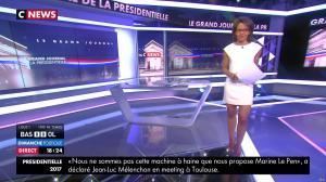 Audrey Pulvar dans Dimanche Politique - 16/04/17 - 11