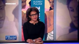 Audrey Pulvar dans l'Invite - 18/03/17 - 01