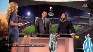 Carine Galli dans Europa League - 02/11/17 - 11