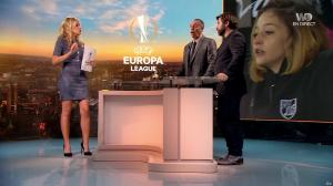 Carine Galli dans Europa League - 02/11/17 - 13