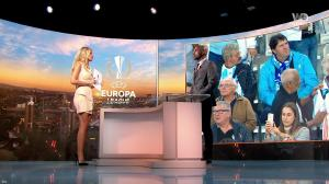 Carine Galli dans Europa League - 14/09/17 - 10