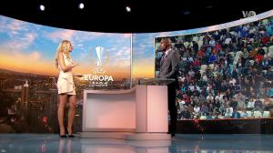 Carine Galli dans Europa League - 14/09/17 - 12