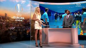 Carine Galli dans Europa League - 14/09/17 - 16