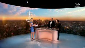 Carine Galli dans Europa League - 23/11/17 - 01