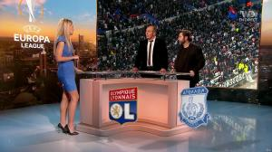 Carine Galli dans Europa League - 23/11/17 - 03