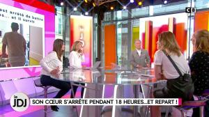 Caroline Ithurbide dans William à Midi - 05/04/18 - 08
