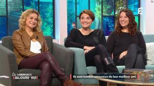 Christèle Albaret dans Ça Commence Aujourd'hui - 16/10/17 - 01