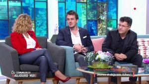 Christèle Albaret dans Ça Commence Aujourd'hui - 02/03/18 - 05