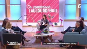 Christele Albaret dans Ca Commence Aujourd hui - 08/12/17 - 04
