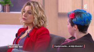 Christèle Albaret dans Ça Commence Aujourd'hui - 12/12/17 - 07