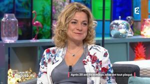 Christèle Albaret dans Ça Commence Aujourd'hui - 13/11/17 - 03