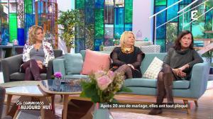 Christèle Albaret dans Ça Commence Aujourd'hui - 13/11/17 - 06