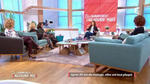 Christèle Albaret dans Ça Commence Aujourd'hui - 13/11/17 - 13