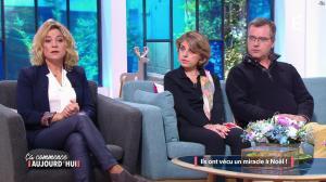 Christele Albaret dans Ça Commence Aujourd'hui - 20/12/17 - 01