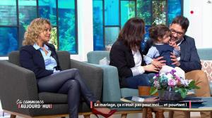 Christèle Albaret dans Ça Commence Aujourd'hui - 28/03/18 - 04